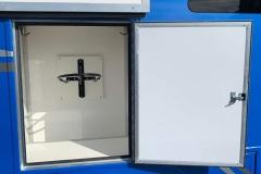 The Mendip 3.5 tonne Horsebox For Sale in Azure Blue